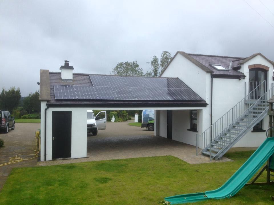 Domestic Solar PV System